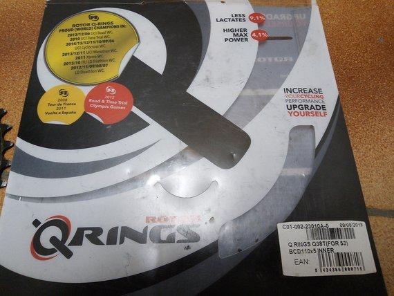 Rotor Q Rings 36t Kettenblatt