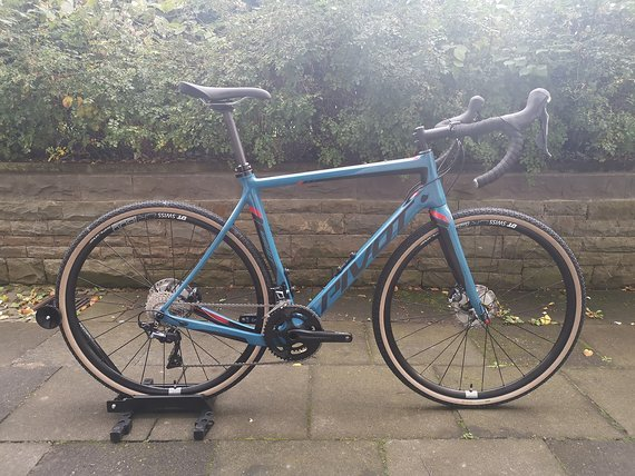 Pivot Cycles VAULT V4 Pro Ultegra Größe L blau *NEU*