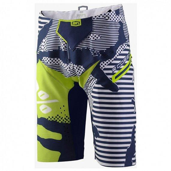 100% R-Core-X DH White Camo Shorts / Hose Gr. 32 *NEU*