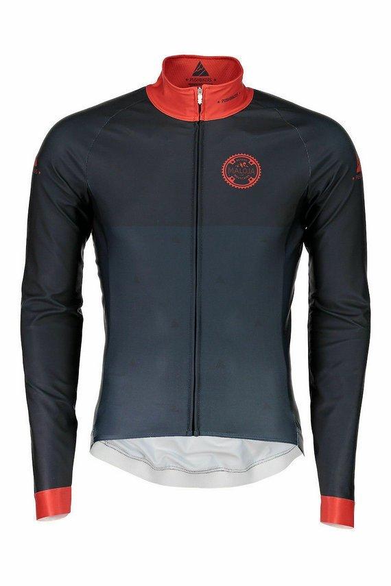 """Maloja Pushbikers Men Langarm Trikot """"XL"""