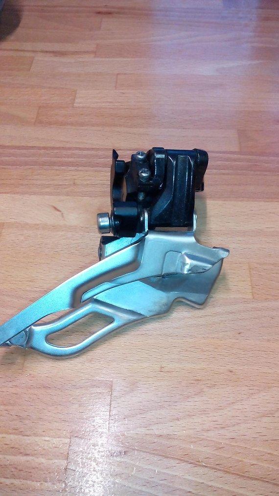 Shimano Deore Dual Pull Umwerfer 34,9mm