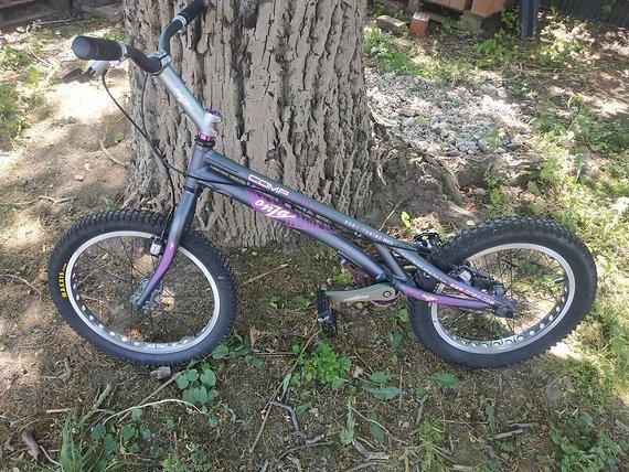 """Onza Comp 20"""" Trialbike"""