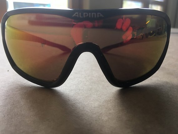 Alpina S-Way CM rot/schwarz NEU