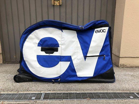 Evoc Bike Travel Bag Fahrradtasche Reisetasche Verleih Miete