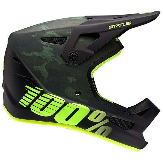 100% Status DH/BMX Helm, Gr. L
