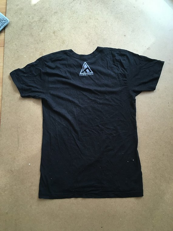 Forbidden Bikes Druid Witchcraft T-Shirt Gr. M