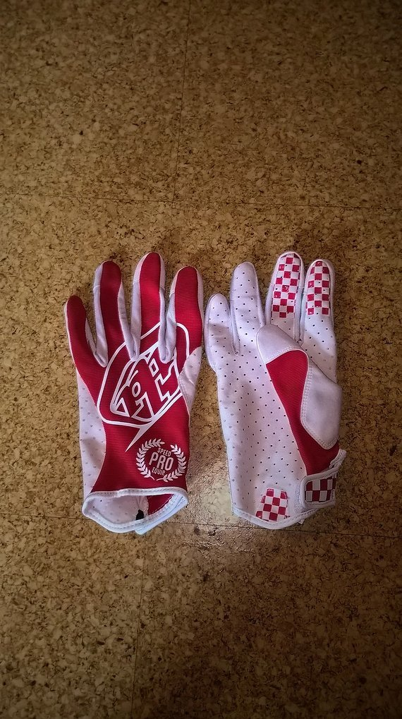 Troy Lee Designs SE Pro Gloves / Handschuhe XXL / 12