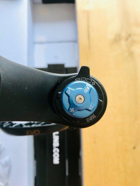 """Öhlins RFX 36 TTX 22 COIL Evo 27,5"""" 160mm"""