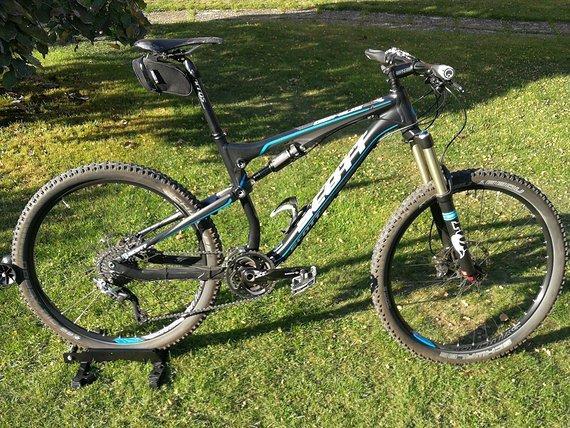 """Scott Genius 730 27,5"""" Rahmengröße Mountainbike Fully"""