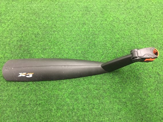 X3 Tra-Dry Schutzblech (hinten)