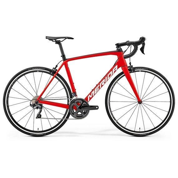Merida Scultura 6000 Rennrad 2019 Ultegra R8000 Neu Red