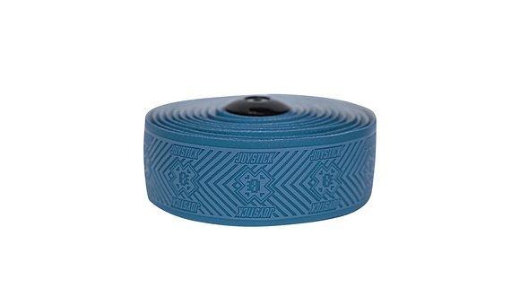 Joystick Analog Bar Tape / Lenkerband blue Blau totenkopf