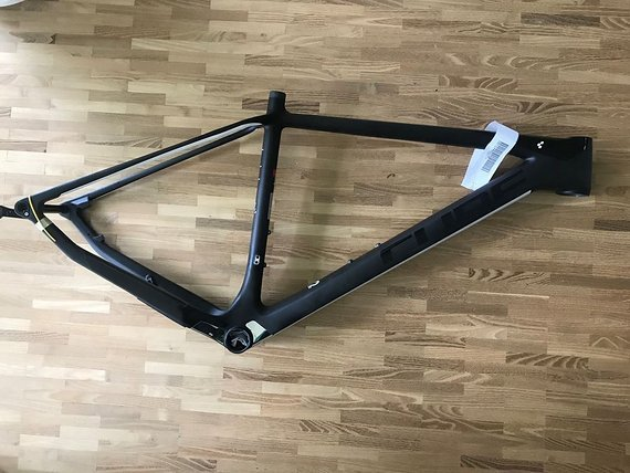 Cube Elite C:62 SL 29 blackline Carbon