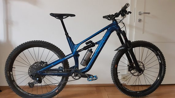 Canyon Spectral 2018 Upgraded Custom