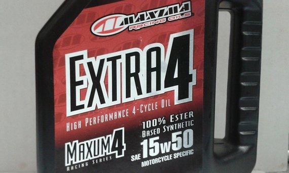 Maxima Extra 15W-50 50ml Öl für Service Luftkammer von RockShox Dämpfern