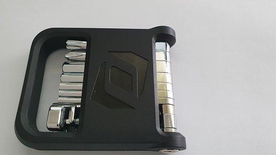 Syncros Matchbox 8CT Minitool inkl. Kettennieter