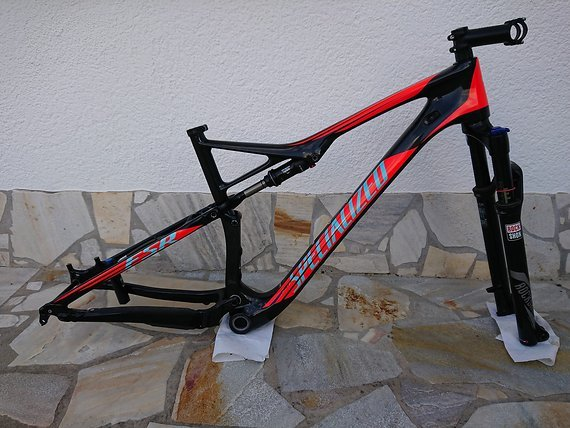 Specialized Epic FSR Comp Carbon 29 World Cup