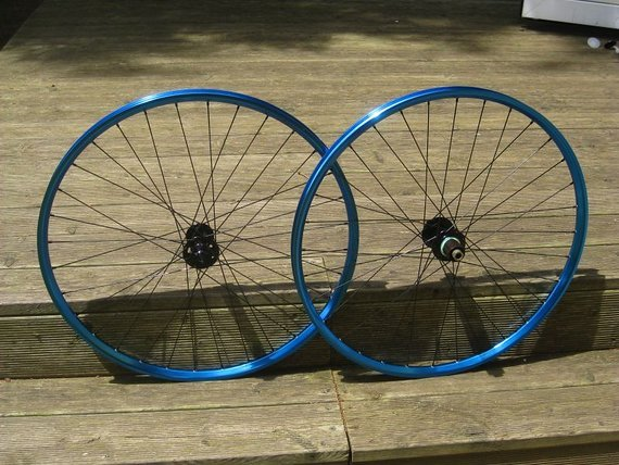 Alexrims MD23 custom boost 650b Laufradsatz Bitex DT Competition Panchowheels , NEU