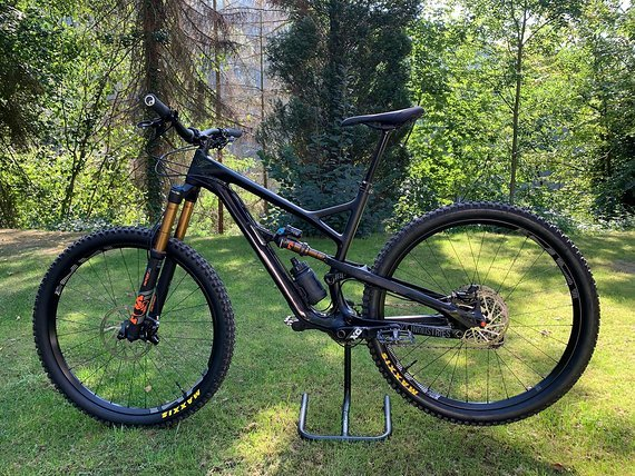 YT Industries Jeffsy 29 CF Pro Custom 2017 Größe L