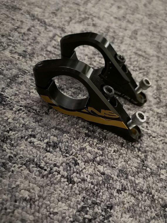 NS Bikes direct mount vorbau 31,8