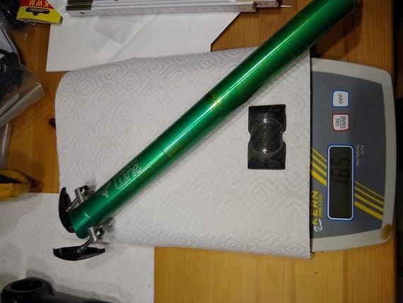 Tune Starkes Stück 27,2 x 340mm grün