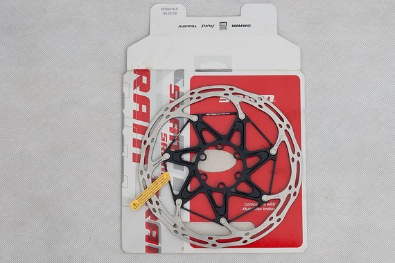 SRAM Centerline X Bremsscheibe Zweiteilig 180mm 6-Loch Guide Ultimate