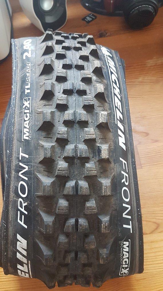Michelin Wild Enduro Front MagiX 29x2.4