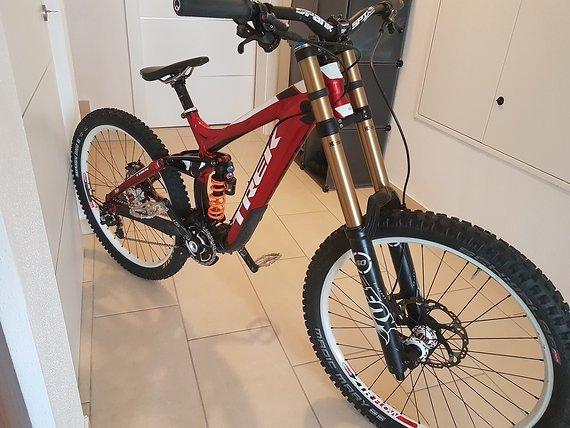 Trek Session 88 Custom Top Ausstattung Preisupdate exkl. reserve Laufradsatz