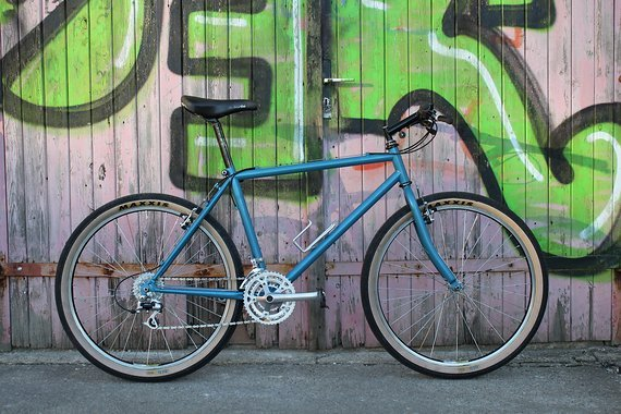 Bike Tech Tom San, neuer Lack Deore XT, Maxxis, Selle Turbo