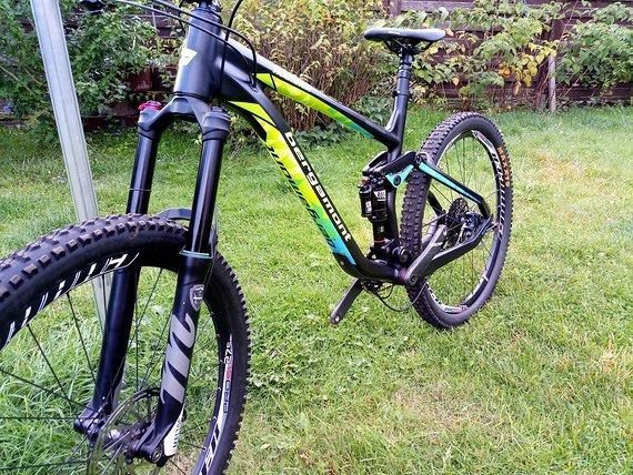 Bergamont Trailster Team Trailster Team Enduro Trailbike Allmountain