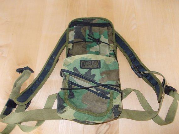 Camelbak M.U.L.E Trinkrucksack Camouflage