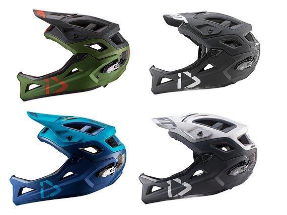 Leatt DBX 3.0 Enduro-Helm