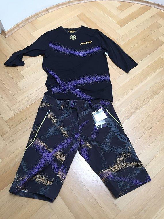 Sombrio Enduro/Freeride Kit (Hose/Shirt)