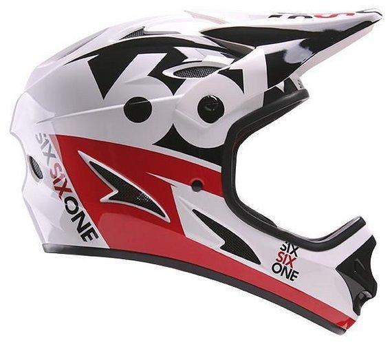 661 SixSixOne Comp Fullface Helm Gr. XL *NEU*