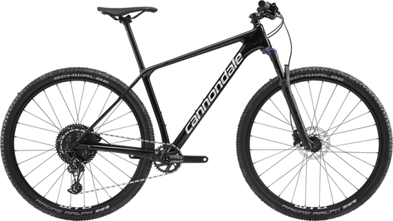 Cannondale F-Si Carbon 5 black large