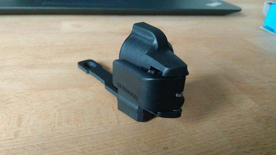 Shimano battery mount / Batterie Halterung sm-bmr2-s