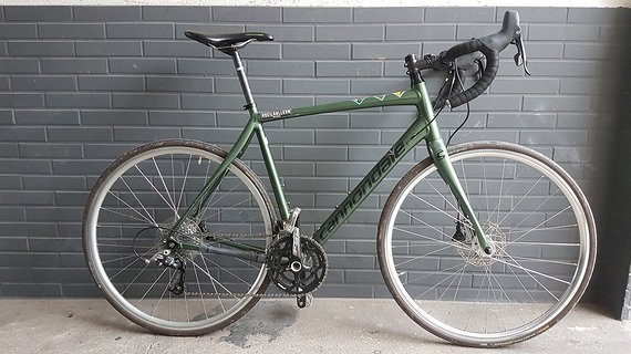 Cannondale Synapse SRAM Rival Disc-A Gentleman's Racer