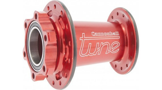 Tune Cannonball Lefty Carbon Nabe Rot