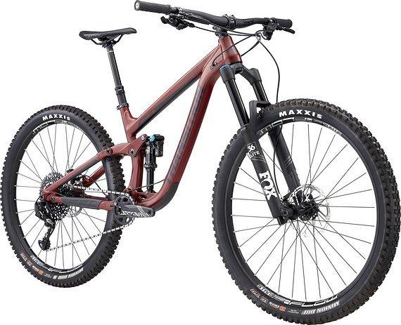 Transition Bikes Komplettbike Sentinel Alu 2020 GX - Größe M - rot