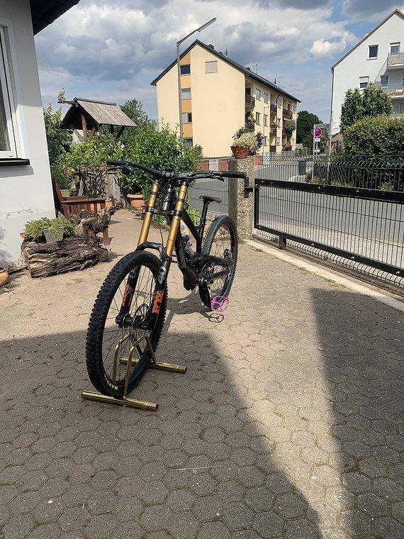 YT Industries Downhill Bike