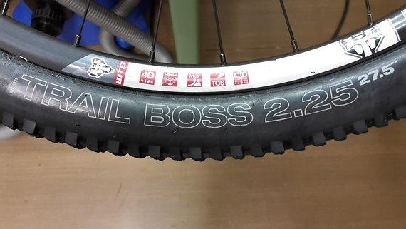 "WTB Trail Boss TCS 27,5x2.25"" Tough Fast Rolling"