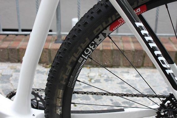 """DT Swiss Laufradsatz XR361 mit Spline 1 Nabe 29"""" (XR 1501)"""