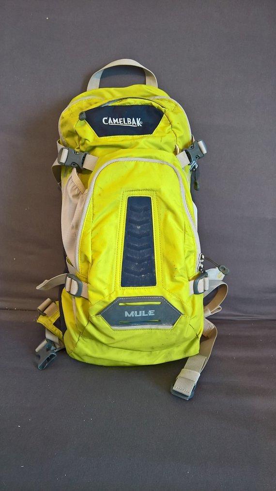 Camelbak Mule Trinkrucksack 12L gelb (ohne Blase)