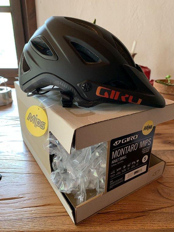 Giro Montaro MIPS ; Größe S (51-55cm)