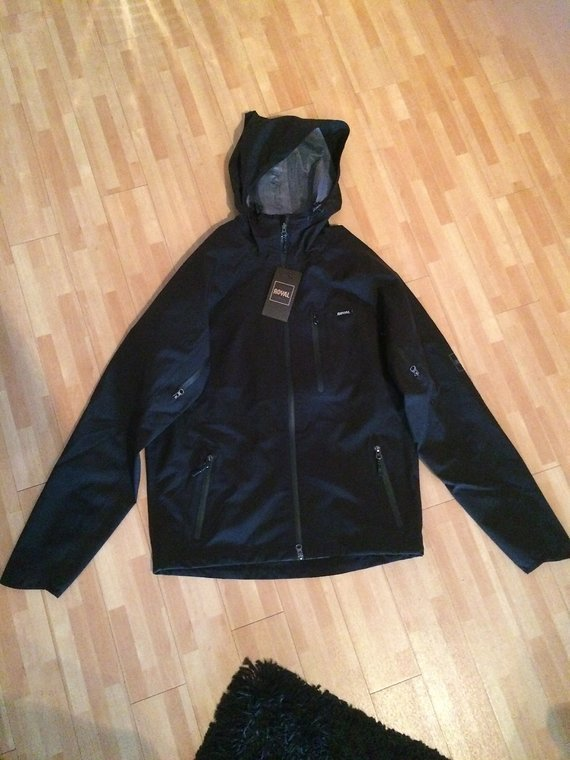 Royal Racing Storm Jacket Größe M