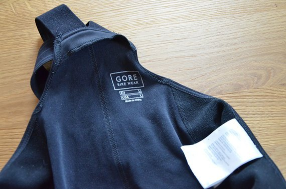 Gore Bike Wear Contest Windstopper Soft Shell Bibtights Gr. L