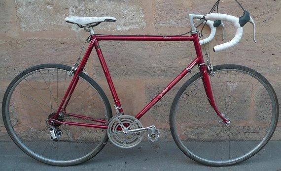 Raleigh Clubman Rennrad Fahrrad Speedbike vintage Klassiker 1980