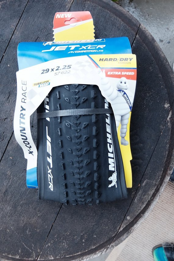 """Michelin Jet XCR Tubeless Competition Line 2.25 29"""""""