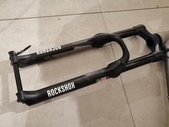 "RockShox Pike RCT3 Solo Air Fast Suspension 160mm 650B 27,5"""