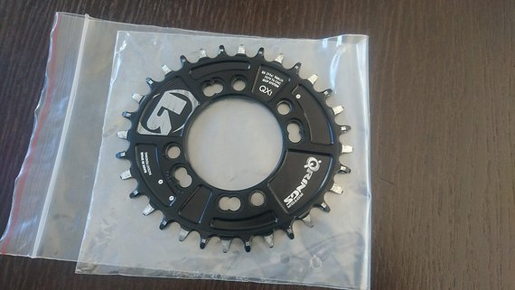 Rotor Q-Rings QX1 32T chainring 76mm 1x11-speed Narrow-Wide